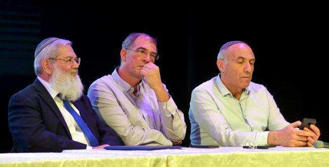 """הבית היהודי יתכנס שוב: שתי חלופות לקביעת היו""""ר"""