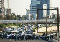 מחאת יוצאי אתיופיה: אלפים חסמו את נתיבי איילון