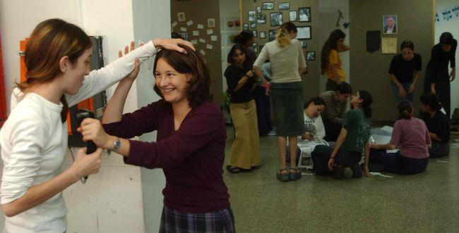 מרגש: המעשה האמיץ של תלמידות האולפנה