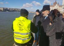 מבצע חיפושים אחר עצמות יהודי הונגריה בדנובה