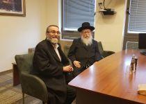 רשמית: דגל התורה ואגודת ישראל ברשימה מאוחדת