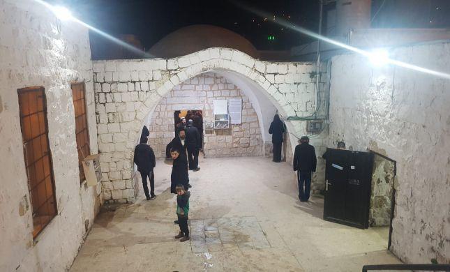 """צה""""ל חיסל שני מחבלים סמוך לקבר יוסף בשכם"""