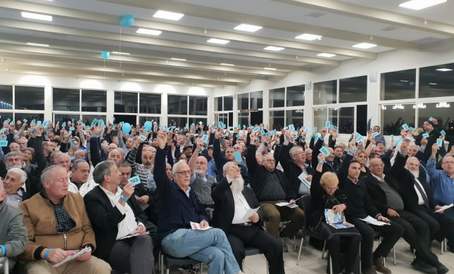 תיעוד מתוך מרכז הבית היהודי: בדרך לועדה מסדרת