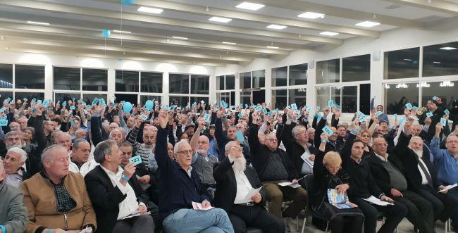 ללא הכרעה: יימשכו הדיונים במועצת הבית היהודי