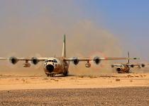 מטוס תובלה הדרדר בבסיס בדרום הארץ- 2 פצועים