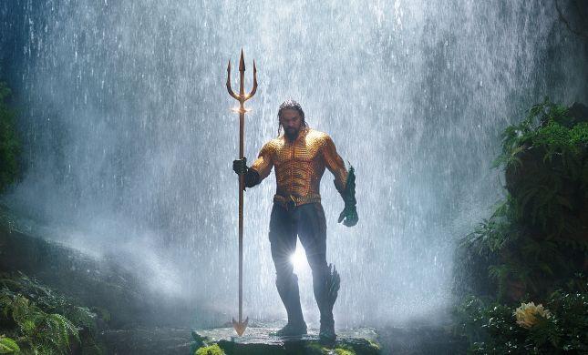 ביקורת סרטים: אקווהמן • מחזיק את הראש מעל המים