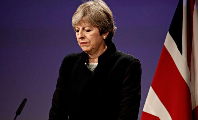 לאחר דחיית ההסכם: ממשלת בריטניה בסכנה