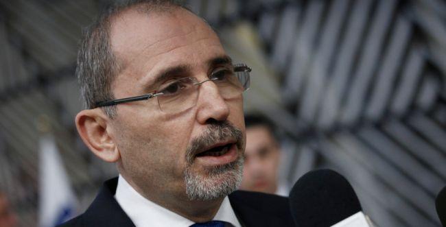 """שר החוץ של ירדן: """"ישראל צריכה לסגת מרמת הגולן"""""""