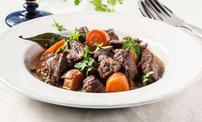 סורגים שבת: מתכון למרק בשר חלומי