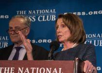 לא רק טראמפ: גם מנהיגת הדמוקרטים תמסור הצהרה