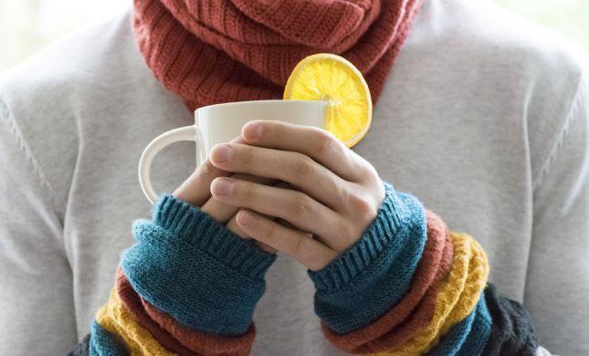חיסון מהטבע: 5 המאכלים שיגנו עליכם ממחלות החורף