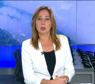 חדשות טלוויזיה, טלוויזיה ורדיו צפו: ההערה החצופה של מגישת חדשות רשת 13