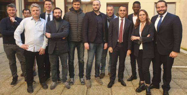 משבר באירופה: צרפת סגרה את שגרירותה באיטליה