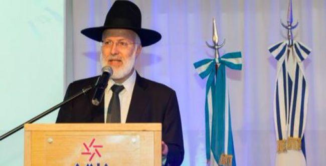 אנטישמיות בארגנטינה: הרב הראשי הותקף בביתו