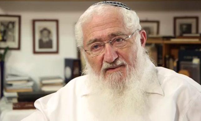 """הרב ולדמן: """"לנו ולעוצמה יהודית יש את אותן מטרות"""""""