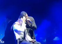 צפו: כשריבו הגיע להפתיע את אברהם פריד על הבמה