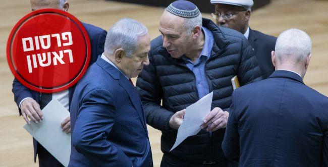 פנייה נוספת מהליכוד לבית היהודי להשתלב ברשימה
