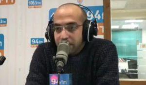חדשות רדיו, טלוויזיה ורדיו, מבזקים צפו: שדר גלי ישראל מאיים על סמוטריץ' בשידור חי