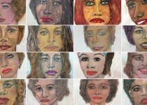 מזעזע: הרוצח הסדרתי צייר קרבנותיו, ב-FBI לא מזהים