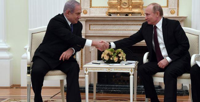 חג החירות ברוסיה: פוטין שיגר איגרת ברכה ליהודים