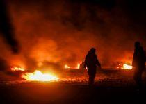 בתגובה למטען: מטוסי קרב תקפו יעדי טרור ברצועת עזה
