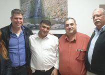 ראשי סניפים בבית היהודי נגד צירוף עוצמה יהודית