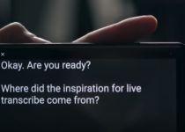 חדש מגוגל: אפליקציה לתמלול בזמן אמת
