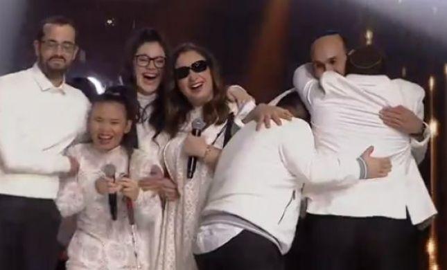 בלי לחלל שבת: להקת שלוה תופיע על בימת האירוויזיון