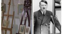 ויראלי זה מה שקרה כשציורים של היטלר הוצעו למכירה