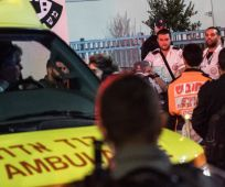 חדשות, חדשות צבא ובטחון, מבזקים פצוע באירוע דקירה בירושלים; הדוקר נמלט