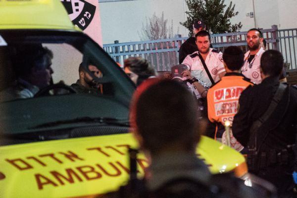 פצוע באירוע דקירה בירושלים; הדוקר נמלט