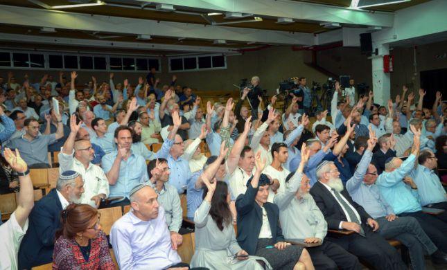 לשמור על מעט הדמוקרטיה שעוד נותרה בבית היהודי