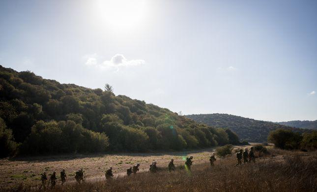 """לוחם צה""""ל נפצע באימון בצפון"""