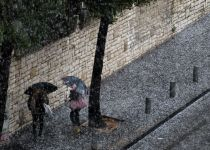 עוד לא נגמר: גשם, סופות, ואפילו שלג;התחזית המלאה