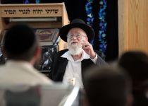 הרב דב ליאור: עוצמה יהודית תרוץ גם בלי חיבורים