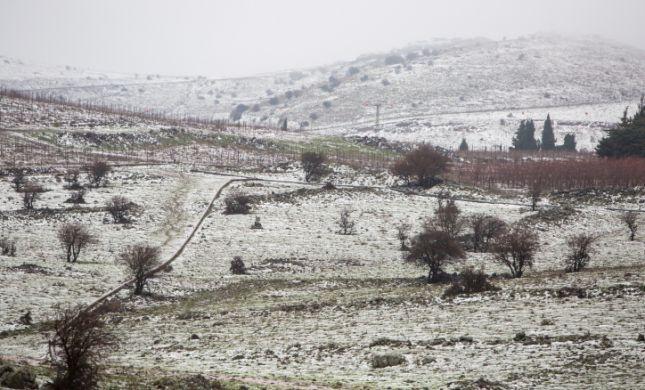 החורף חוזר: שלג, גשם, וסופות רעמים