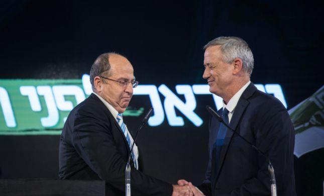 גנץ חושף שבעה מועמדים ממפלגת 'חוסן לישראל'