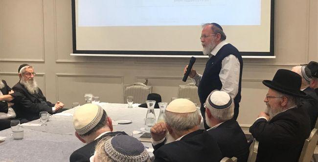 """הרבנים לרב פרץ וסמוטריץ': """"צרפו מפלגות נוספות"""""""