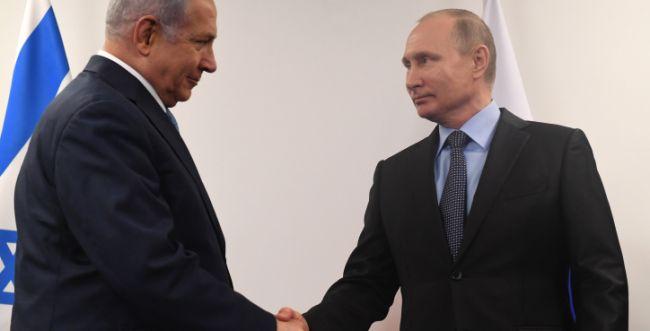 רגע לפני הבחירות: נתניהו ייפגש עם פוטין ברוסיה