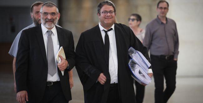 פיצוי והתנצלות: 'עוצמה יהודית' תובעת את הרב לאו