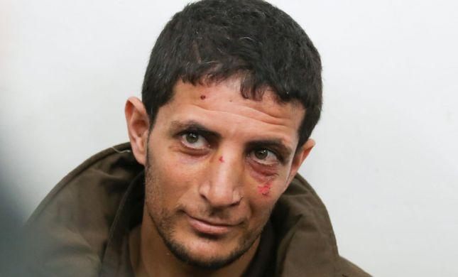 """פני הרשע: זהו רוצחה של אורי אנסבכר הי""""ד"""