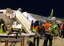13 אנשים נפצעו במהלך טיסה מצרפת לישראל