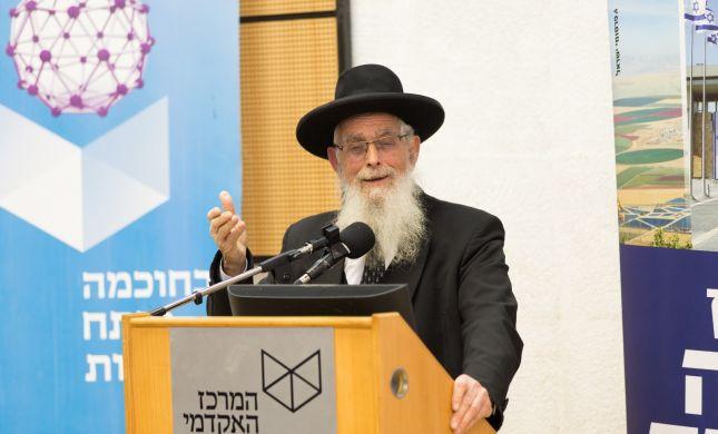 """""""כשמדינת ישראל לא עומדת בהסכם – זה חילול ה'"""""""