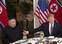אכזבה: פגישת טראמפ וקים הסתיימה ללא הסכם