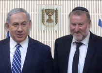 """לקראת הכרעת היועמ""""ש: נתניהו חזר לישראל"""