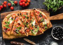 טעים להכיר: המתכונים הכי מהירים להכנת פיצה ביתית