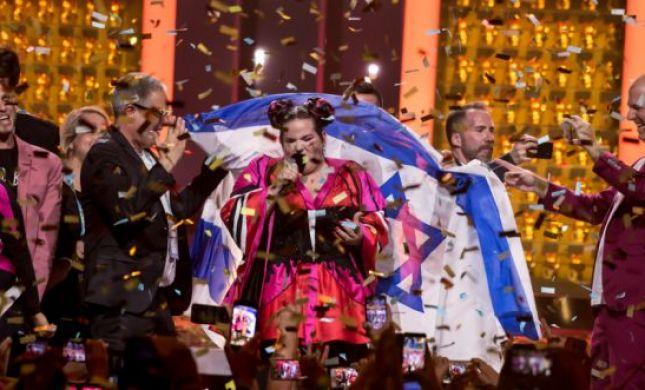 בגלל קומדיה: צרפת מאיימת להחרים את האירוויזיון