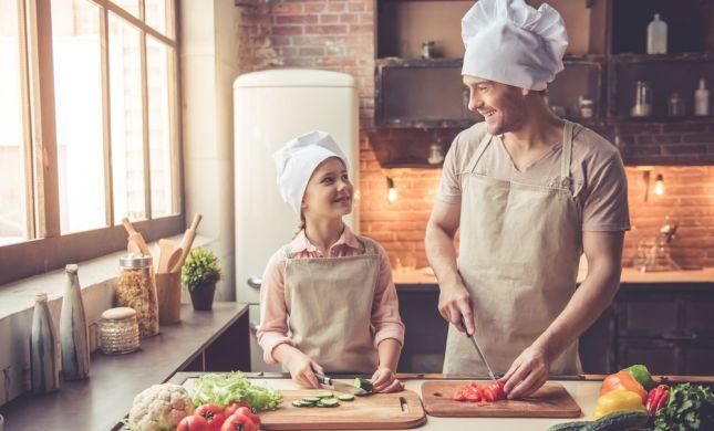 תמיד ביחד: מתכונים לארוחה משפחתית מנצחת