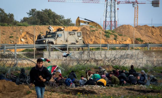 מתיחות בגבול עזה: נעצר מחבל חמוש שחדר לישראל