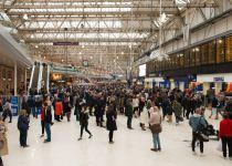 דרמה בלונדון: סוכל פיגוע משולב ברכבת ונמל תעופה